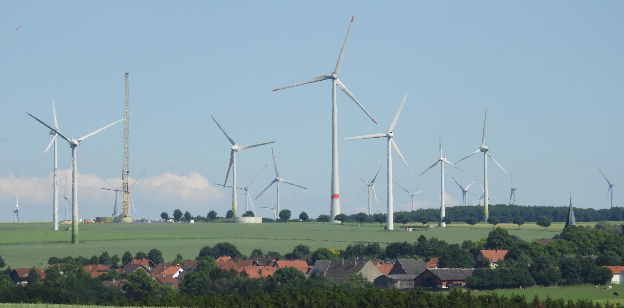 Soll es so in ganz NRW aussehen?